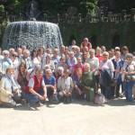 Gruppo aps varedo a tivoli- visita villa d'este